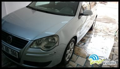 Photo of Volkswagen Golf Pasta Cila Boya Koruma