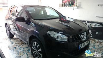 Photo of Nissan Qashqai Antibakteriyel Detaylı İç Temizlik