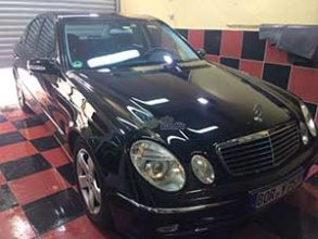 Photo of Mercedes Benz Komple Detaylı Oto Kuaför