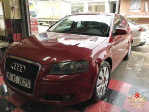 Photo of Audi A3 Komple Detaylı İç Temizlik